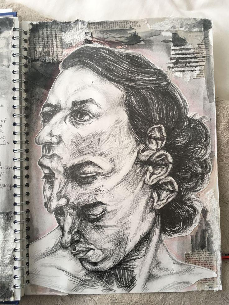 Image result for amazing gcse art sketchbook artsketches
