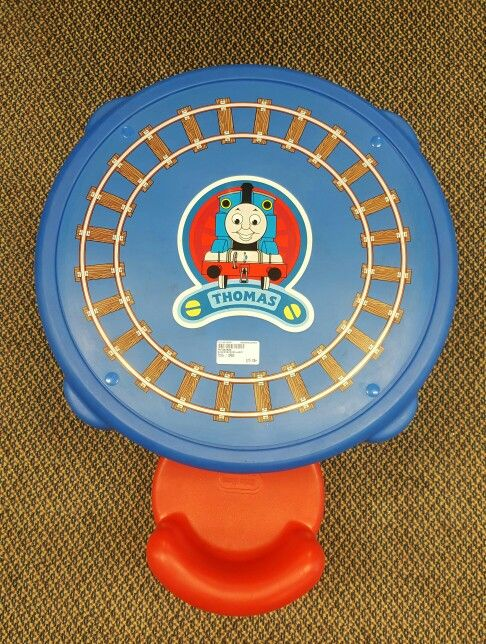 Thomas table and chair set only $15