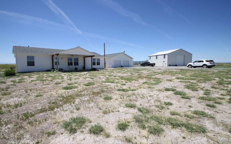 This clean and well cared for home at 45 Owl View Road has all the indoor space you need and more than enough outdoor space, with 8 acres, a 30x30 insulated garage, and a 40x40 barn! Call Wind River Realty at 307-856-3999 for all the details!