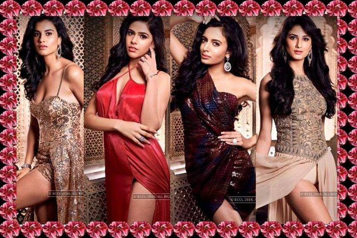 Miss Diva 2016 Official Photoshoot of the Finalists