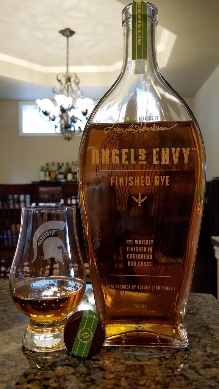 Review #60: Angel's Envy Rye #bourbon #whiskey #whisky #scotch #Kentucky #JimBeam #malt #pappy