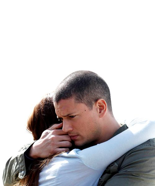 OTP of the Day: Michael and Sara. Too sad, too adorable, too many feels.