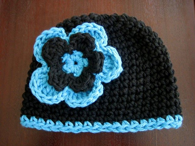 Easy Free Baby Crochet Hat Patterns for Baby Boys and Girls