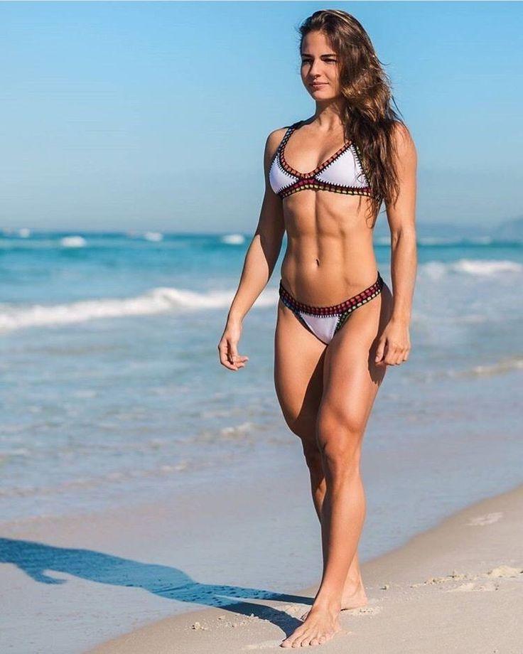 Great Abs ❤️ #Fitness #Gym #FitnessModel #Health #Athletic #BeachGirl #hardbodies #Workout #Bodybuilding