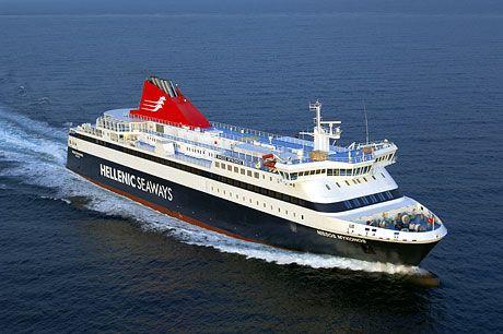 Hellenic Seaways Expresses Interest to Connect Greek Islands, Thessaloniki to Izmir