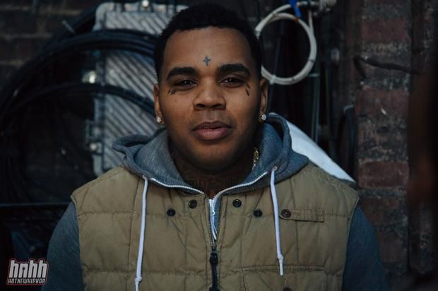 Kevin Gates' Wife Dreka Is Putting Together His Next Album