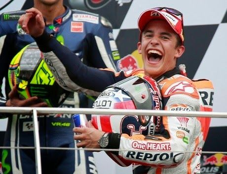 Video Full dan Hasil Race MotoGP 2014 Indianapolis...