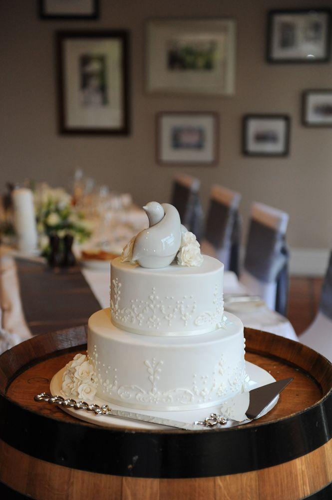 Wedding cake @De Bortoli Wines #Wedding