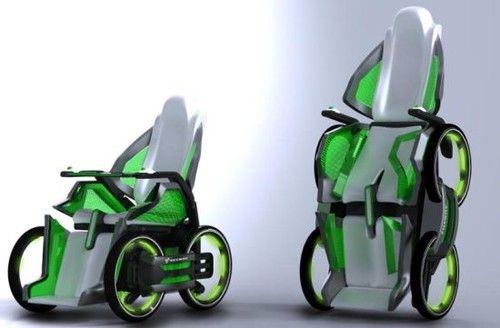 Segway Based Deka Ibot Wheelchair By David Bulfin Segway