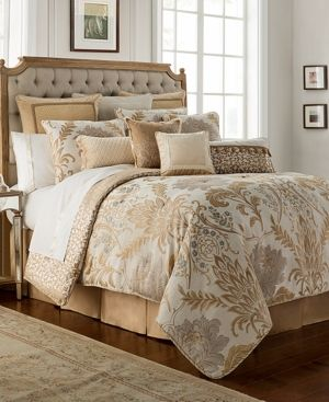 Waterford Reversible Ansonia 4 Pc Queen Comforter Set Reviews