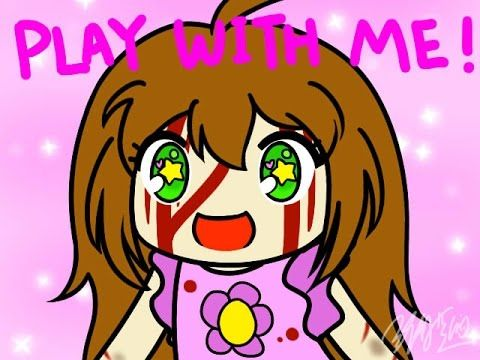 Cweepypasta - Play With Sally! - YouTube