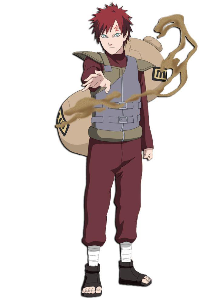 Gaara - Naruto
