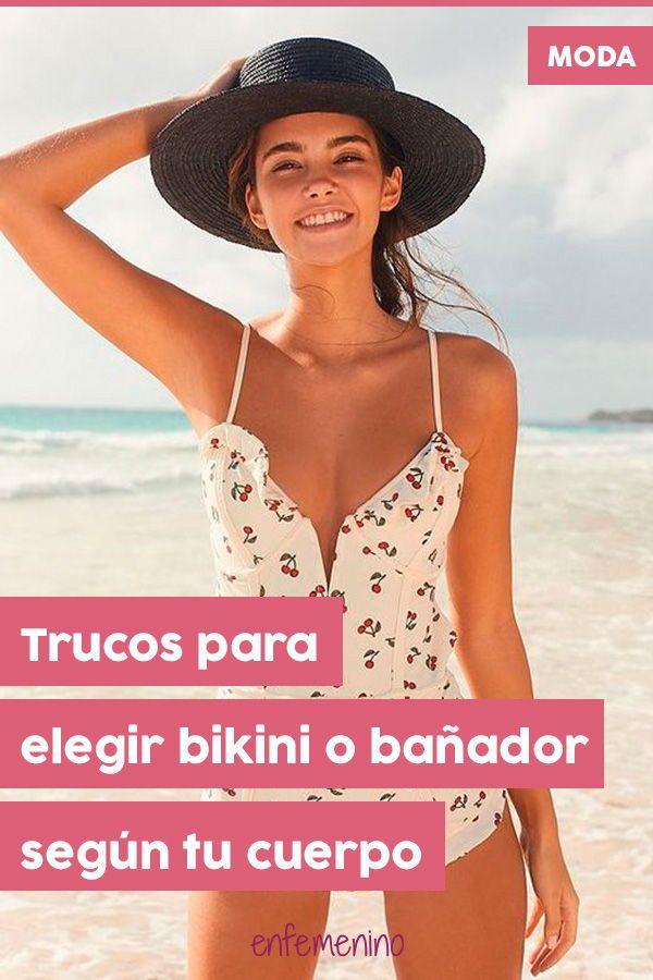 126d0e604e39 cómo llevar bikini o bañador según tu cuerpo | Trajes de baño ...