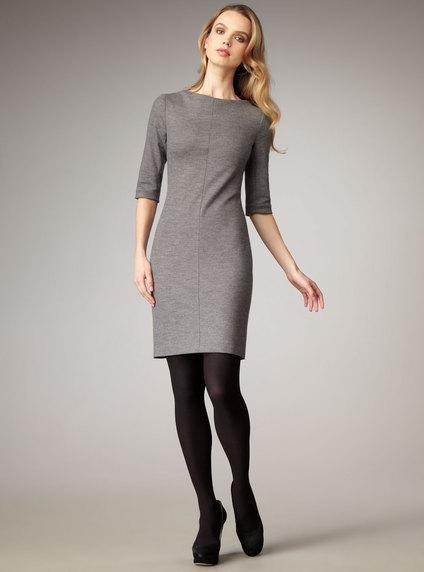 22 Best Images About How To Wear My New Grey Knit Dress On
