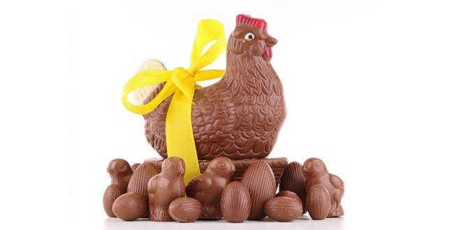 Accord met/vin spécial Pâques :  Les chocolats
