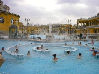 Bagni termali di Budapest