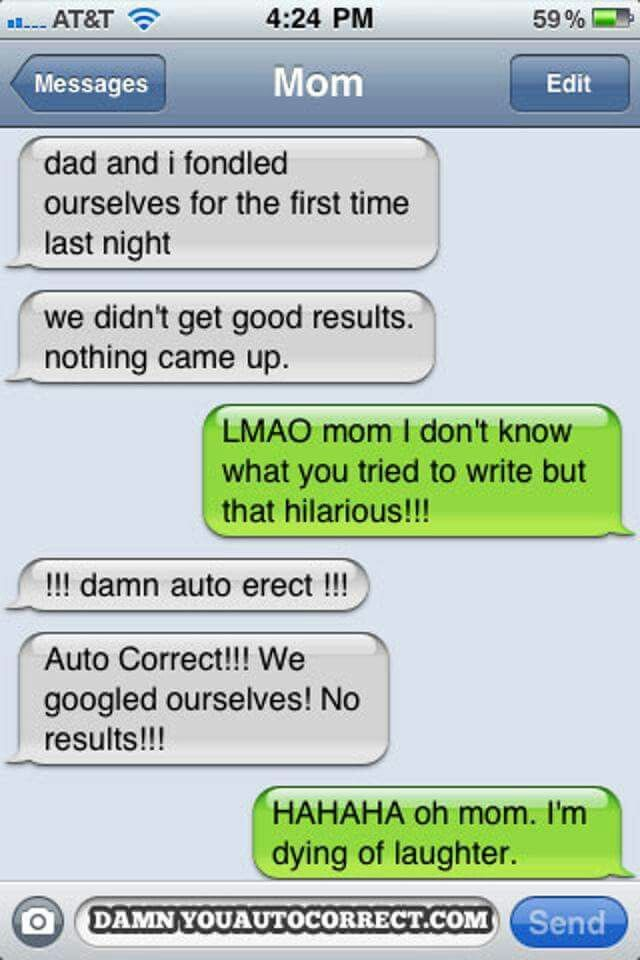 Best Autocorrect Images On Pinterest Cars Funny Phone And Words - The 25 funniest text autocorrects you will see today