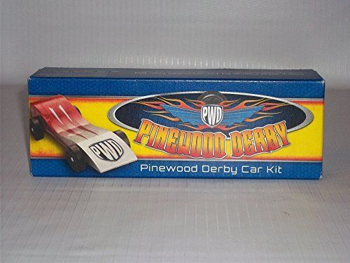 Pinewood Derby Supplies - PWD Grand Prix Pinewood Derby Race Car Kit ** Read more at the image link.