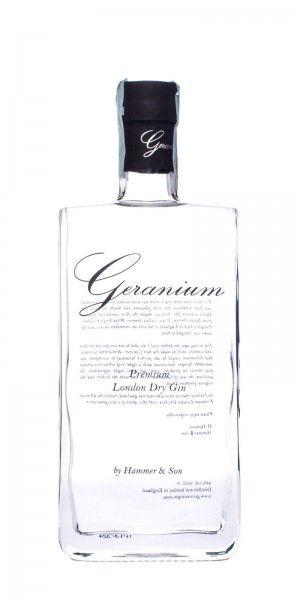 Hammer and Son Geranium Gin EUR 32,29 convitis.com