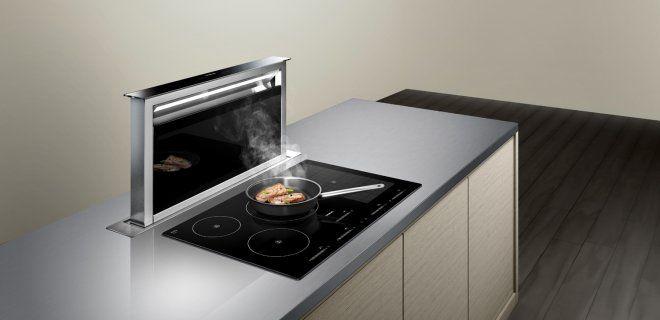 Nieuw verzonken afzuigsysteem van Siemens. Vraag er naar bij Keukenloods Zaandam http://www.keukenloods.nl/winkel/zaandam-xxl