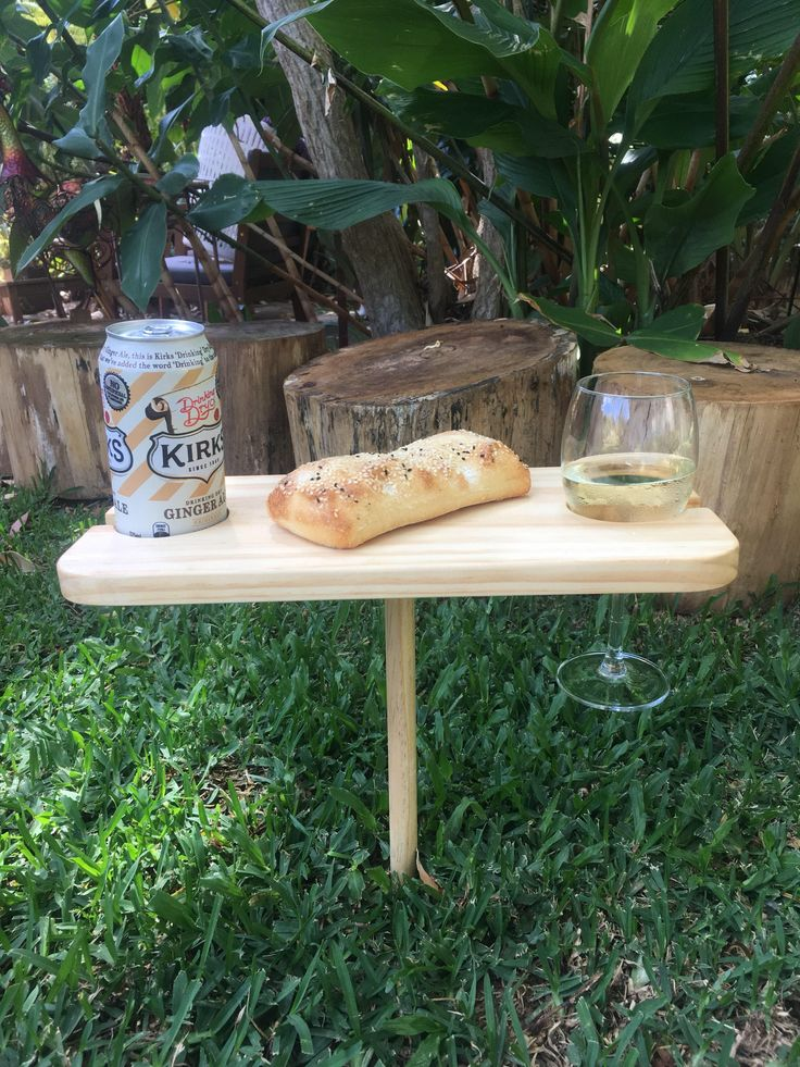 A personal favourite from my Etsy shop https://www.etsy.com/au/listing/582880597/mini-portable-wooden-picnic-table-for