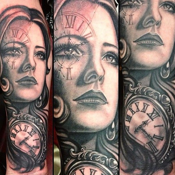 Teneile Napoli | Tattoo Art Project
