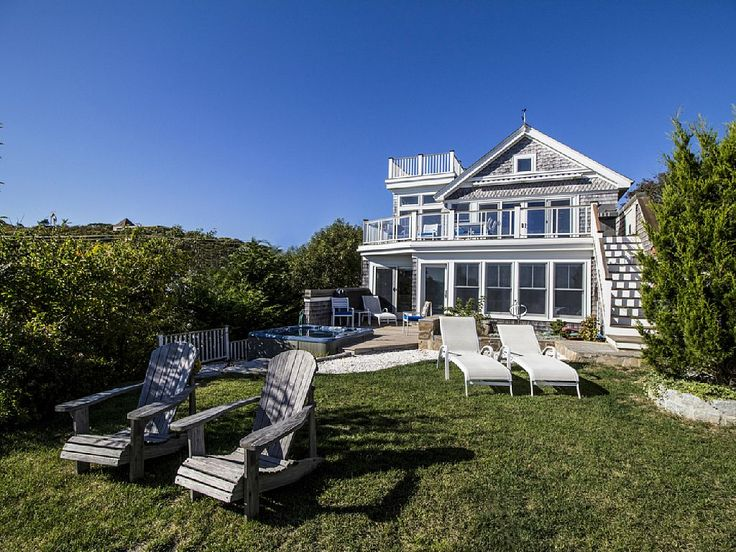 Ocean House - Five Star, Ocean Front Home... - HomeAway Provincetown