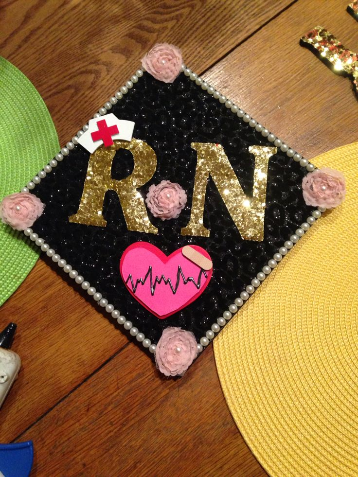 Nursing graduation cap!!