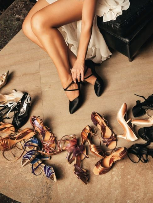 The only thing better than shoes?  DANCE shoes! #danceRAL FALL OVERSTOCK SHOE SALE!! Women's-$50 Men's-$60 $10 OFF Celebrity Shoes All Shoe Sales are FINAL From Now until Saturday, October 5th!