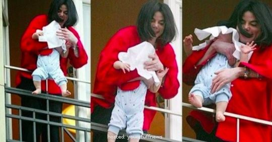 Michael Jackson's Son Blanket Is 14 And People Think He Looks A Lot Like His Father