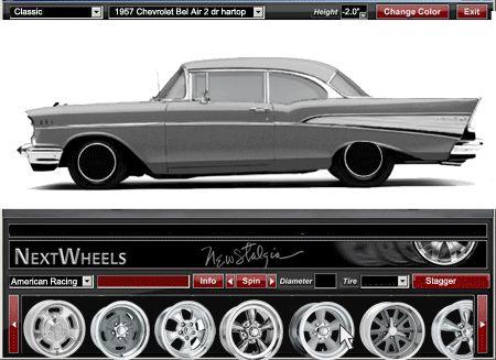 Wheel Visualizer
