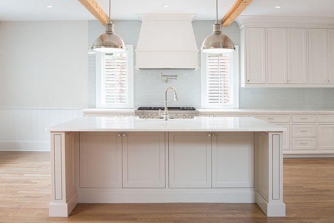 Best Kitchen Cabinet Paint Color Sherwin Williams Snowbound 640 x 480