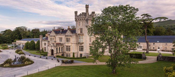 Luxury Ireland Hotels | Lough Eske Castle - Photo Gallery | Castle Hotels Ireland