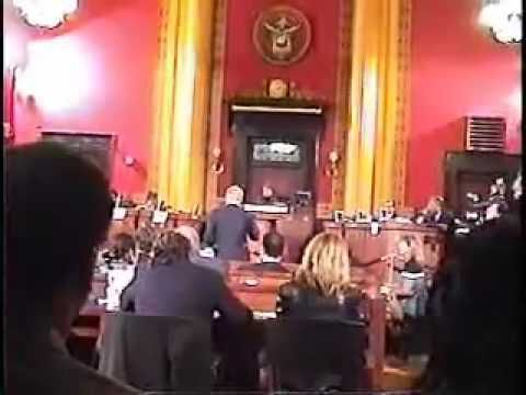 """Programmer under oath admits computers rig elections  At 3:00 he testifies that the 2012 Ohio presidential election was """"hacked."""""""