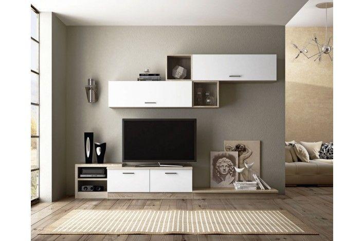Composición salón modelo 01 Jándula - Merkamueble