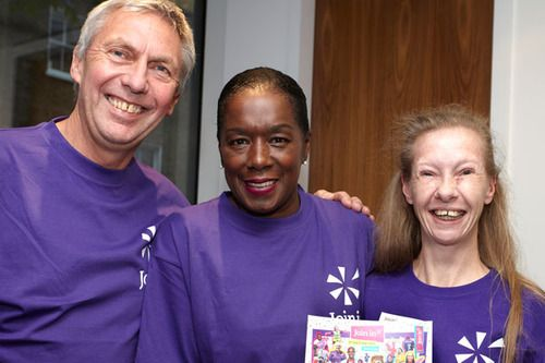 London 2012 Volunteering Legacy Continues - Join In
