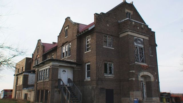 Ashmore Estates in Coles County, Illinois is full of ghost stories.