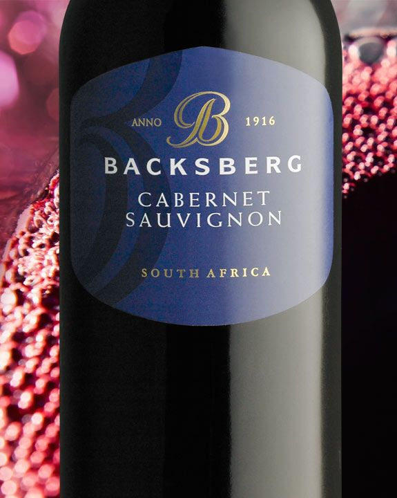 Checkers - CABERNET SAUVIGNON A rich, full-bodied red wine. Flavours: black cherry, pepper, tobacco. Enjoy with: Steakhouse Classic steak. Cheese: Gruyère. Chocolate: dark chocolate. Our range includes: Backsberg, Allesverloren and Tokara.