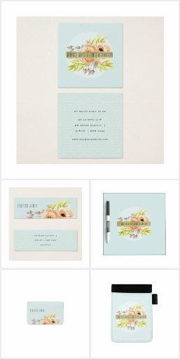 ROMANTIC PINK, PURPLE, BLUE WATERCOLOUR FLORAL