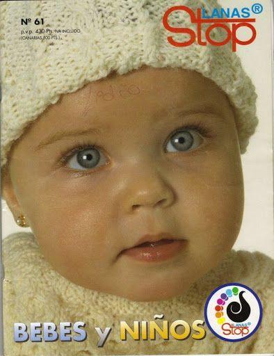 lanas stop nº61 especial bebes - Maria Eugenia Besada Castro - Álbumes web de Picasa
