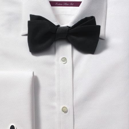 Bib front classic collar extra slim fit evening shirt   Tailored fit formal shirts from Charles Tyrwhitt, Jermyn Street, London