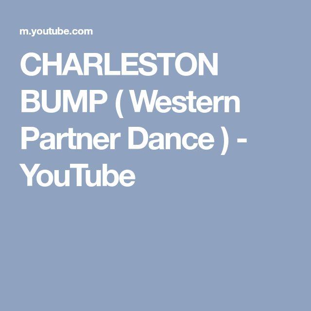 CHARLESTON BUMP ( Western Partner Dance ) - YouTube