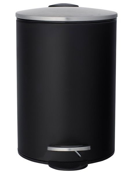 Help keep your bathroom tidy with the three-litre Oscar Pedal Bin from the Haven Bathroom range. Available in five different colours(each sold separately) it is crafted from powder-coated metal and is easy to keep clean, simply by using a damp cloth.