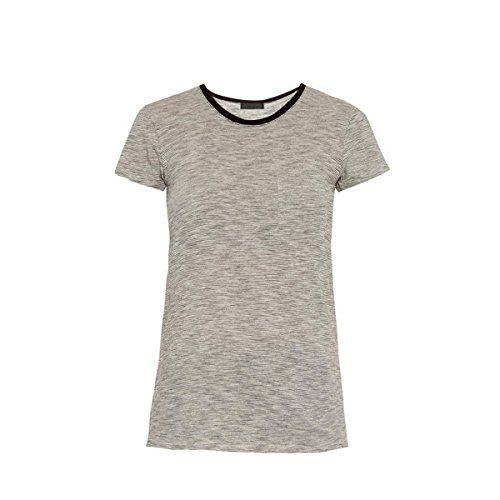 (アンソニー・トーマス・メリロー) ATM レディース トップス Tシャツ Striped cotton T-shirt 並行輸入品  新品【取り寄せ商品のため、お届けまでに2週間前後かかります。】 表示サイズ表はすべて【参考サイズ】です。ご不明点はお問合せ下さい。 カラー:Black and white striped