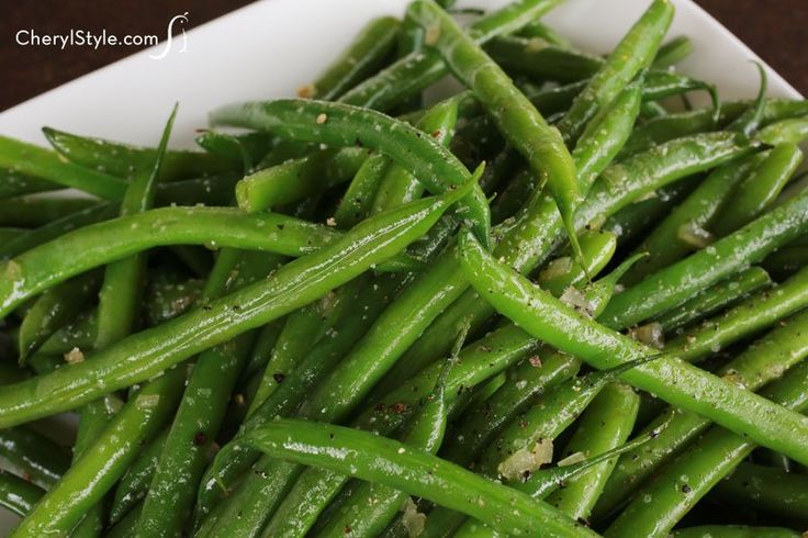 ...   Freeze Bananas, Sauteed Green Beans and Easy Crockpot Recipes