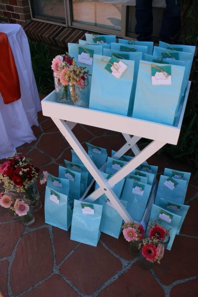 Party Bag Favours by Sweet Soirees (www.sweet-soirees.com.au)