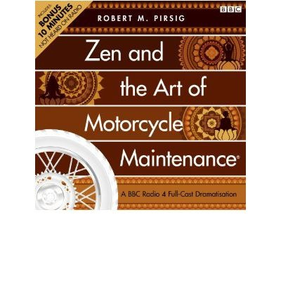 The narrator takes a cross-country motorcycle trip from Minnesota to California with his young son, during which the maintenance of motorcycle becomes an illustration of how to unify the cold, rational realm of technology with the warm, imaginative realm of artistry. This title tells the story of a father and son's motorcycle trip across America.