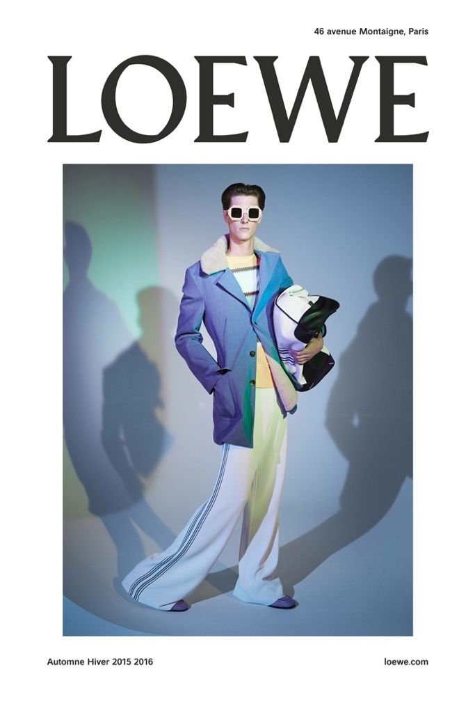 Loewe fashion Campaign