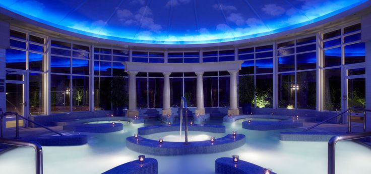 Luxury Spa in Hampshire | Chewton Glen