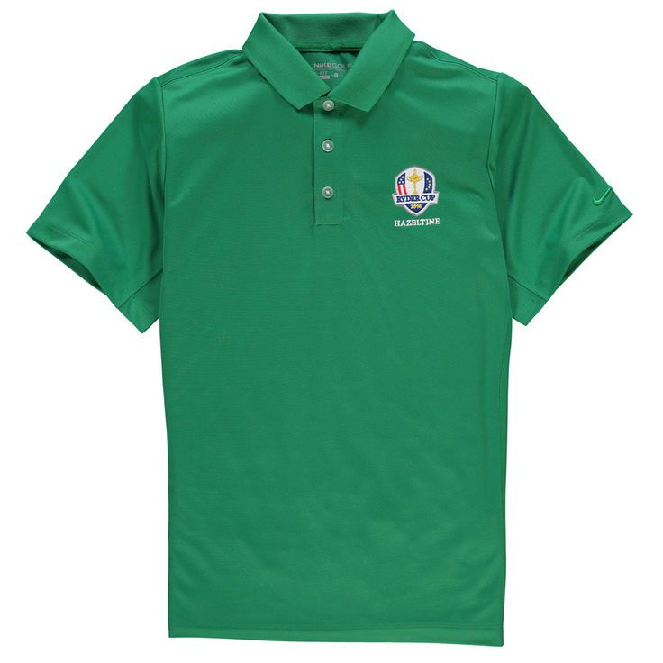 2016 Ryder Cup Nike Golf Youth Dri-FIT Victory Polo - Green - $37.99